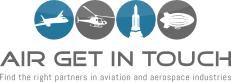 Airgetintouch aims to help businesses create synergies with top aviation companies