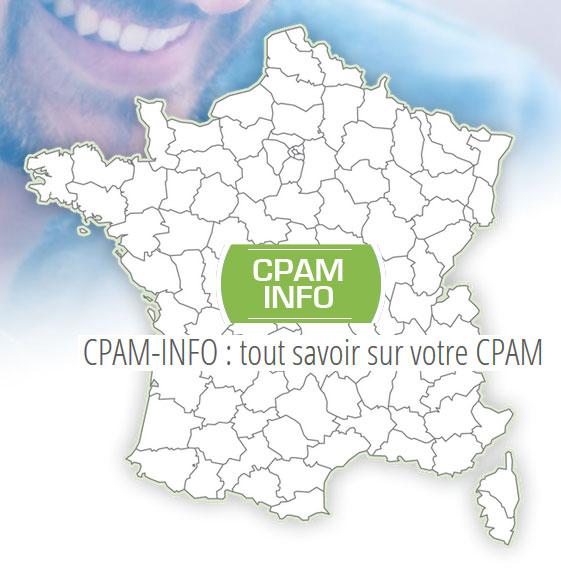 pour trouver les coordonnées de la CPAM Seine Saint-Denis, rendez-vous sur cpam-info.fr